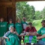 Just a few of the providers and Vermont AFSCME members from St. Johnsbury who joined us last weekend.