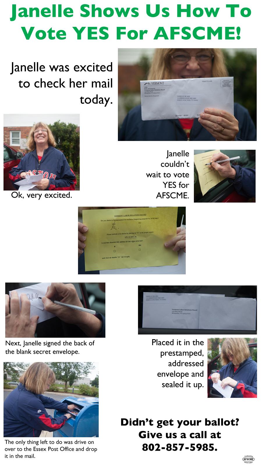 Janelle-Votes
