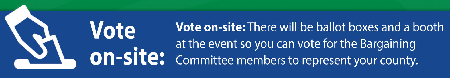 Vote on site segment